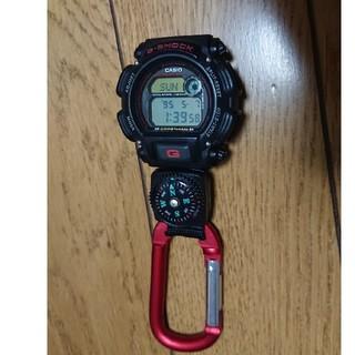 ジーショック(G-SHOCK)の【美品】CASIO G-SHOCK DW-8800 カラビナ仕様(腕時計(デジタル))