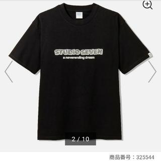 GU - GU ✕ STUDIO SEVEN ジーユー スタジオセブン   黒 XLサイズ