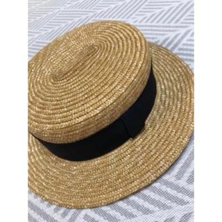 DURAS - DURAS カンカン帽 麦わら 帽子