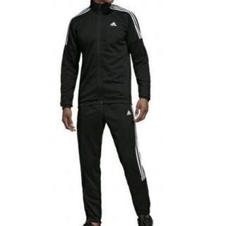 アディダス(adidas)の【新品】アディダス メンズ ジャージ上下セット トラックスーツ(サイズL)(ジャージ)