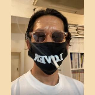 シュプリーム(Supreme)の野村訓市着用|Bianca Chandon Face Cover (Black)(その他)