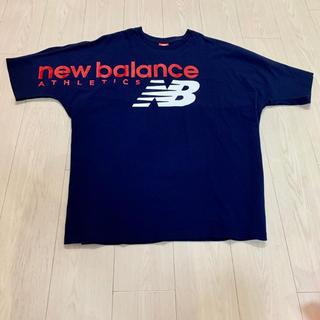 New Balance - 新品 XLサイズ ニューバランス new balance Tシャツ ネイビー