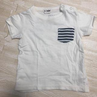 ターカーミニ(t/mini)のTシャツ 90cm t/mini(Tシャツ/カットソー)