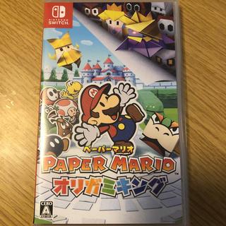 任天堂 - ペーパーマリオ オリガミキング Switch