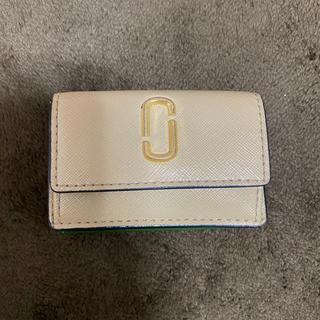 マークジェイコブス(MARC JACOBS)のMARCJACOBS 三つ折り財布(財布)