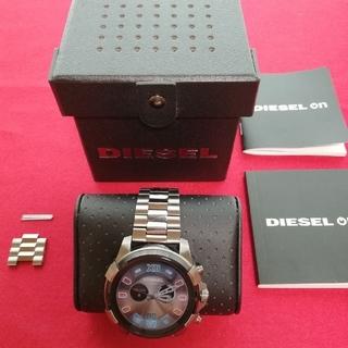 ディーゼル(DIESEL)のDIESEL スマートウオッチ(腕時計(デジタル))