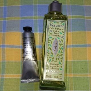 ロクシタン(L'OCCITANE)のロクシタン バーベナ シャワージェル&ハンドジェル(ボディソープ/石鹸)