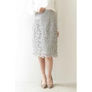 PROPORTION BODY DRESSING - PROPORTION BODY DRESSING*レースタイトスカート