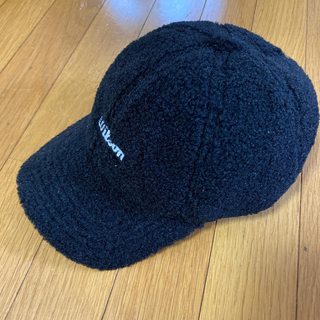 ウィルソン(wilson)の★たーこ様専用★Wilson ウィルソン ゴルフキャップ 黒 レディース 帽子(ウエア)