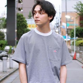 ダントン(DANTON)の DANTON ロゴ ポケット Tシャツ 40(Tシャツ/カットソー(半袖/袖なし))