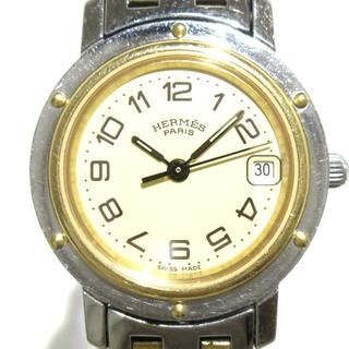 エルメス(Hermes)のエルメス 腕時計 クリッパー CL4.220(腕時計)