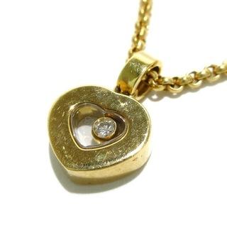 ショパール(Chopard)のショパール ネックレス ハッピーダイヤ(ネックレス)