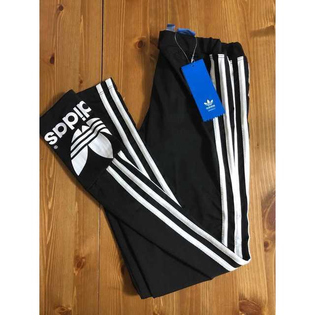 adidas(アディダス)のアディダス レギンス ロゴレギンス adidas L レディースのパンツ(その他)の商品写真