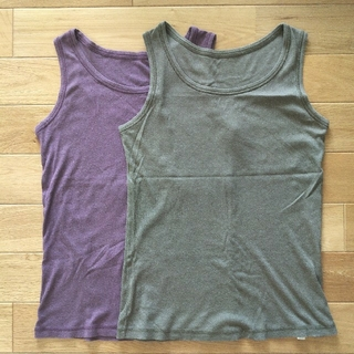 アダムエロぺ(Adam et Rope')のアダム エ ロペ タンクトップ 2枚 セット(Tシャツ/カットソー(半袖/袖なし))