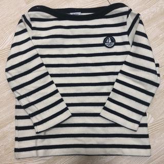 PETIT BATEAU - プチバトー Tシャツ 18m