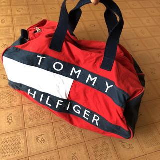 トミーヒルフィガー(TOMMY HILFIGER)のまさくん様専用☆訳ありTOMMYバック(ボストンバッグ)