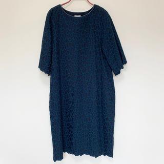 mina perhonen - ミナペルホネン✳︎ rustle ワンピース 38 ドレス ラッスル mina