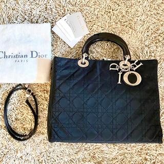 Christian Dior - 美品 ディオール レディディオール christian dior