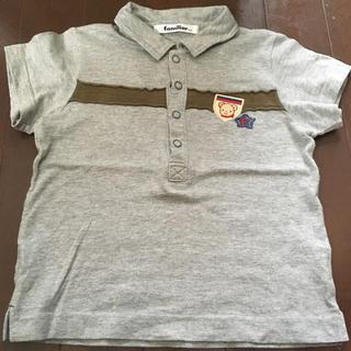 ファミリア(familiar)のfamiliar 襟つきTシャツ 100(Tシャツ/カットソー)