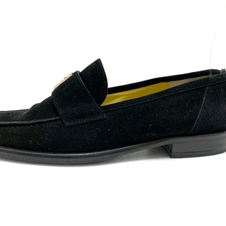 フェンディ(FENDI)のフェンディ ローファー 35 1/2 レディース(ローファー/革靴)