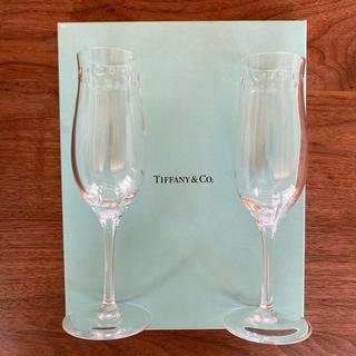 ティファニー(Tiffany & Co.)のティファニー シャンパングラス ペア(グラス/カップ)