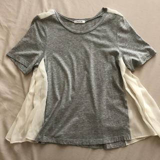 フレイアイディー(FRAY I.D)のFRAY I.D チュールTシャツ(Tシャツ(半袖/袖なし))