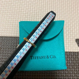 Tiffany & Co. - 正規品 ティファニー ハーモニー リング ローズゴールド