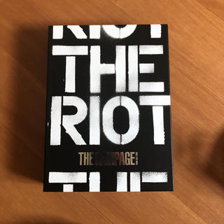 THE RAMPAGE - THE RIOT