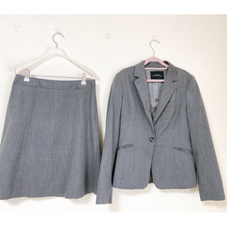グリーンレーベルリラクシング(green label relaxing)の✨美品✨green label relaxing 洗えるスカートスーツ♡(スーツ)