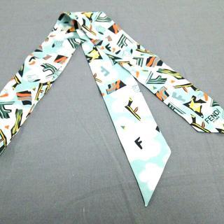 フェンディ(FENDI)のFENDI(フェンディ) スカーフ美品 (バンダナ/スカーフ)