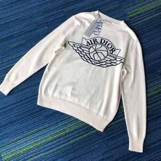 【Dior×Jordan】超激レア Air Dior Wings Sweater