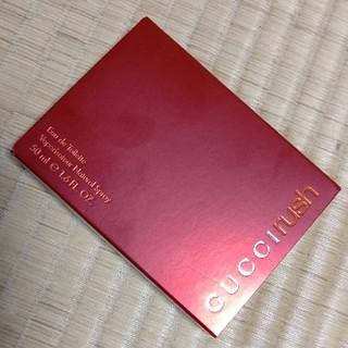 グッチ(Gucci)のGUCCI rush 香水(香水(女性用))