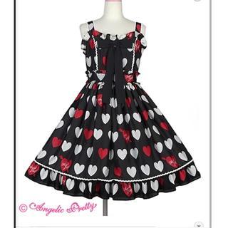 Angelic Pretty - Dolly  Heartジャンパースカート