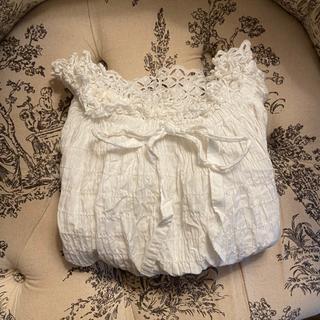 EDIT.FOR LULU - fril  blouse