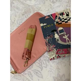 フルラ(Furla)のフルラ 特製 ストラップ付きマルチケース(母子手帳ケース)