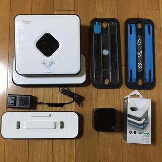 アイロボット(iRobot)のiRobot ブラーバ380j Braava 拭き取りロボット(掃除機)