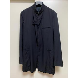 ヨウジヤマモト(Yohji Yamamoto)のヨウジヤマモト スタンドジャケット ギャバ  18aw(テーラードジャケット)