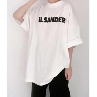ジルサンダー(Jil Sander)の【新品】 JIL SANDAR tシャツ(Tシャツ/カットソー(半袖/袖なし))