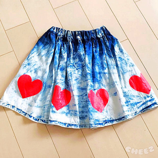 ジェニィ(JENNI)のJenni♡デニムスカート(土日祝日発送OK)(スカート)