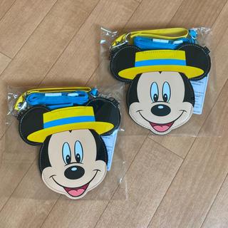 Disney - バケーションパッケージ限定パスケース 2個セット