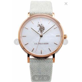 ポロラルフローレン(POLO RALPH LAUREN)のポロアッスン♡ 腕時計(腕時計)