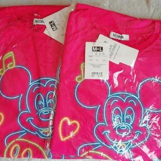 ディズニー(Disney)のにこるん☆ディズニーコラボペアTシャツ(Tシャツ(半袖/袖なし))
