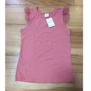 【新品】女の子 シャツ 130