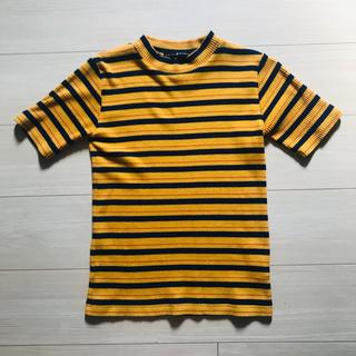 Dot&Stripes CHILDWOMAN - Dot&Strip 半袖ニット