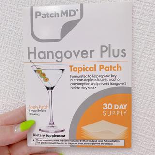 貼るサプリ 二日酔い パッチMD パッチmd patch md(その他)