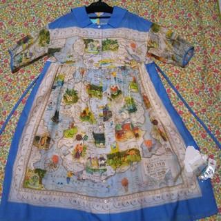 JaneMarple - ジェーンマープル Les merveilles タブリエ ドレス