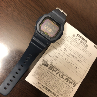 ジーショック(G-SHOCK)のG-SHOCK GW-M5610NV Gショック 電波ソーラー (腕時計(デジタル))
