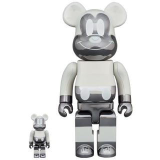 メディコムトイ(MEDICOM TOY)のBE@RBRICK fragment MICKEY MOUSE REVERSE (その他)