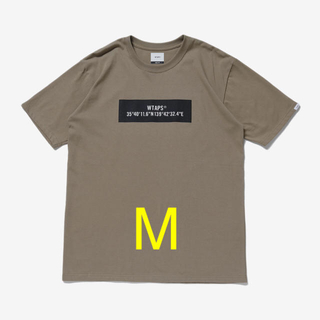 ダブルタップス(W)taps)のWTAPS 20SS SCREEN WTINC ベージュ MEDIUM(Tシャツ/カットソー(半袖/袖なし))