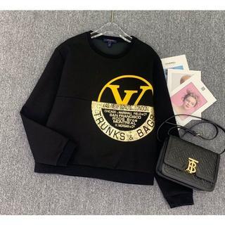 LOUIS VUITTON - 【20AW新作】Louis Vuitton コットンジャージースウェットシャツ